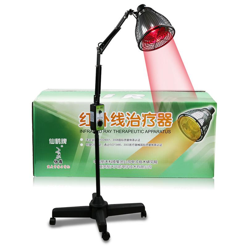 仙鹤理疗仪 红外线治疗仪 CQ-61P立式(150W)(套餐)