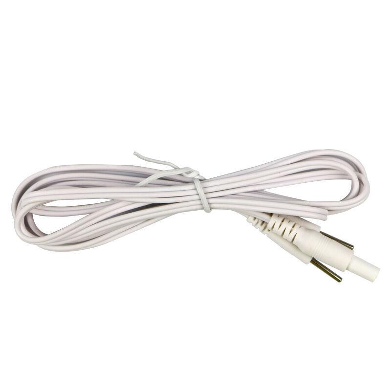 好万家低频中频治疗仪HYS-339配件 白色插针线