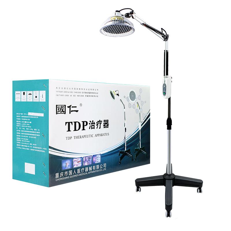 国仁TDP治疗仪器 家用电磁波神灯理疗仪TDP-L-I-9A型(立式大头)