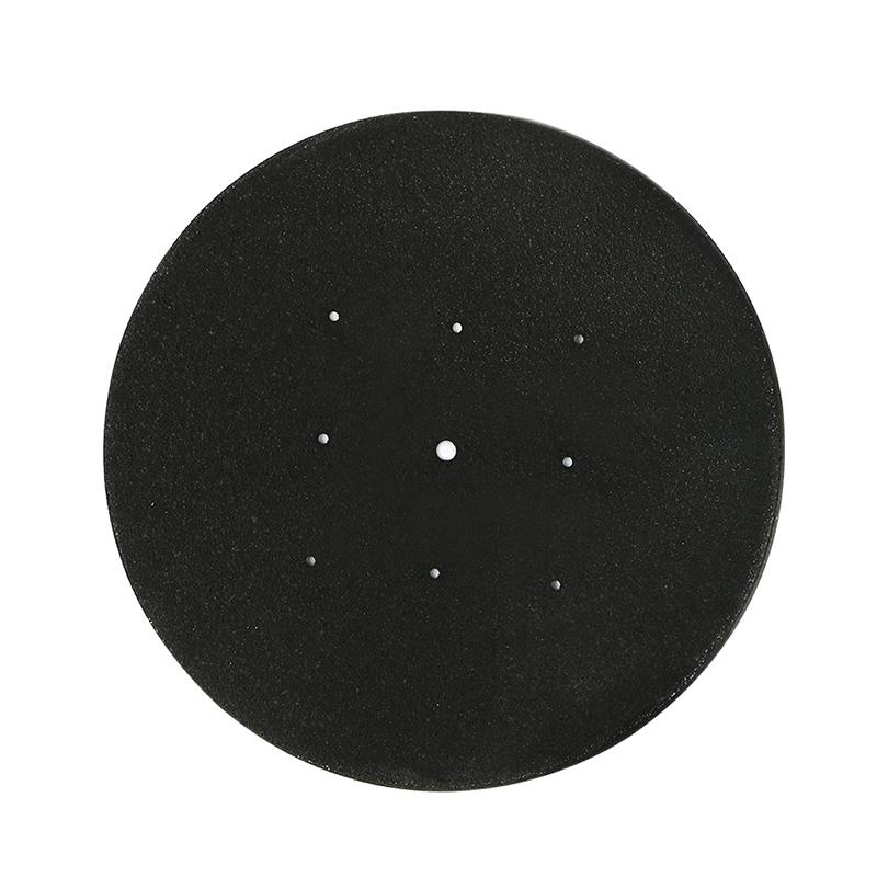 加加林特定电磁波辐射板 元素板 小头 124mm