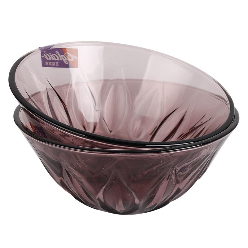 (积分换物 随订单发货)晶彩沙拉小碗
