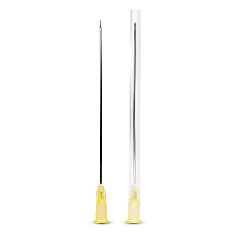 康德莱一次性使用无菌注射针 0.9*80TWLB 黄色 100支/盒