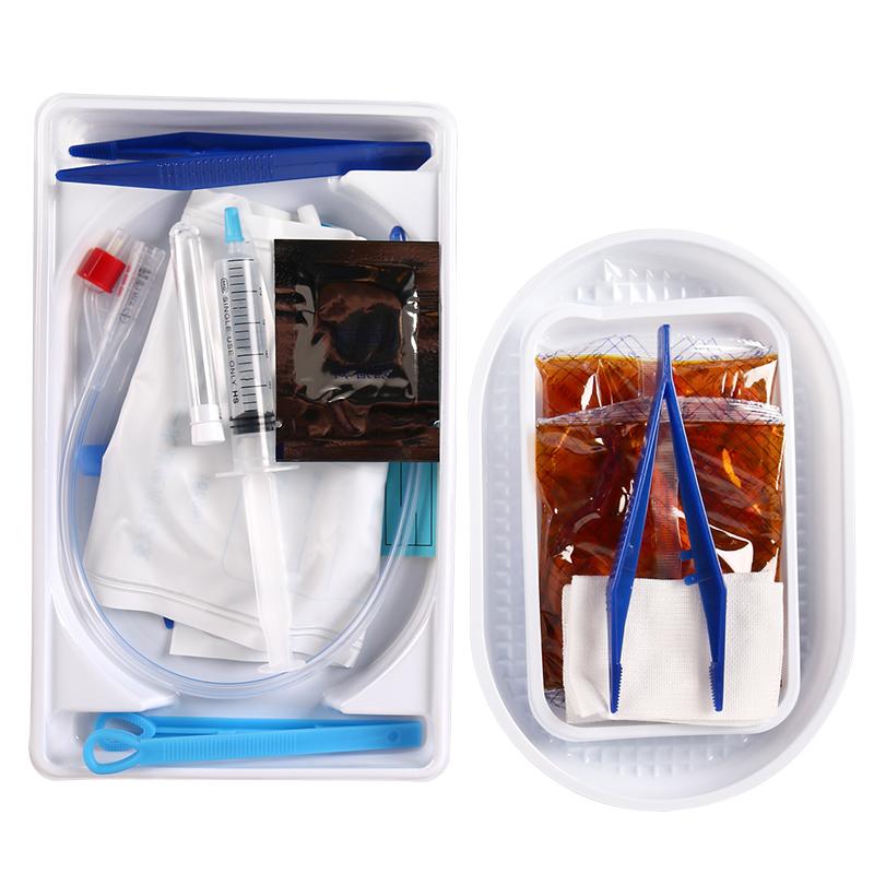 事达 硅胶导尿包 双腔1包(型号可选)