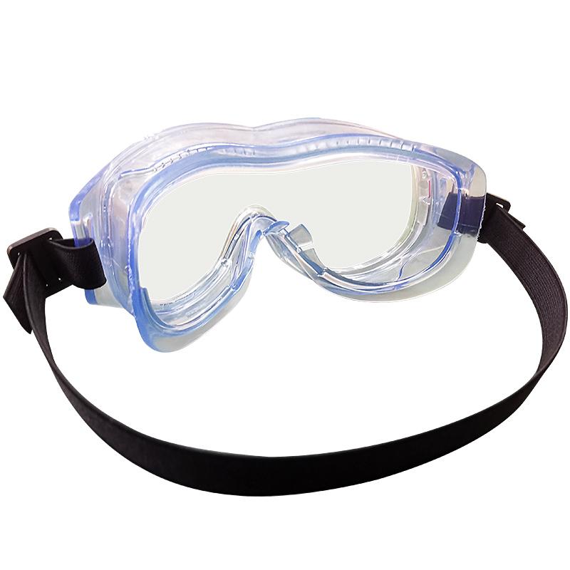医用全封闭+开放型护目镜 防沫飞溅透气隔离眼罩
