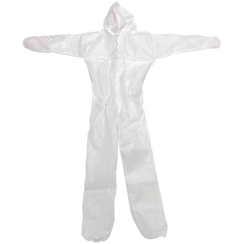 【补货中】医用一次性使用隔离衣 全身连体式男女通用