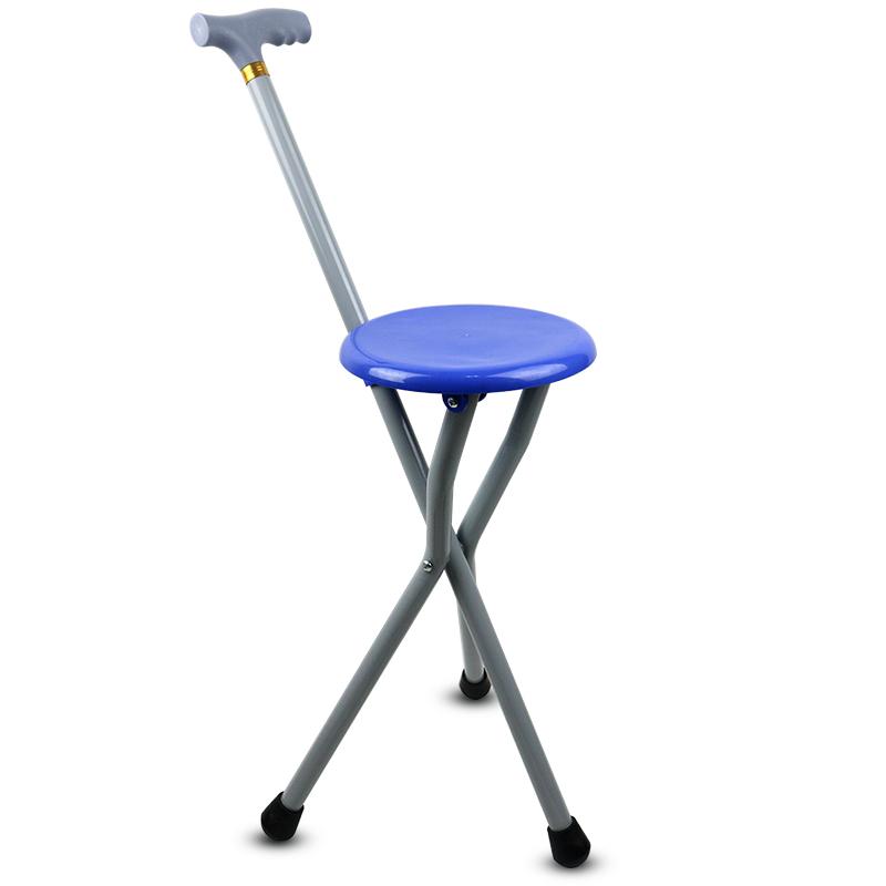加加林 手杖凳RC807(铝合金轻便 防滑)