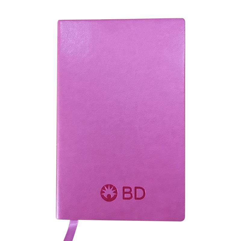 (积分换物 随订单发货)BD记录本