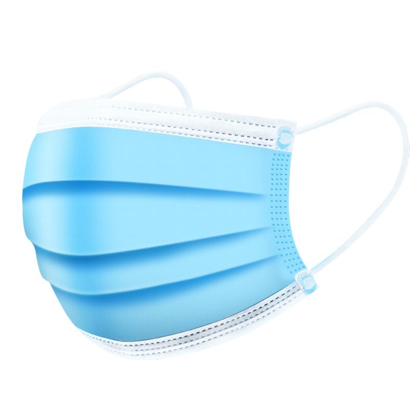 光辉嘉业 医用外科口罩无菌灭菌型透气一次性防护10包100个