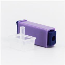 施莱一次性末梢采血针 安全锁卡式Press型 28G 50支/盒