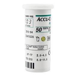 罗氏罗康全活力型血糖仪试纸100片(50片*2盒血糖试纸)
