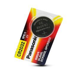 松下锂电池CR2032(1颗)