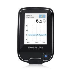 雅培 辅理善瞬感扫描检测仪血糖仪 单机