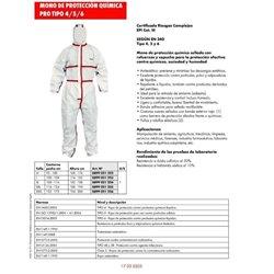 西班牙医用防护服steelgen 1000型 (10套)