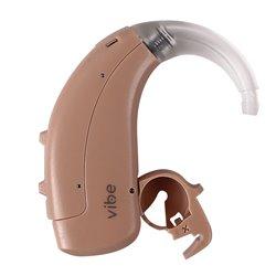 西万博 耳背式助听器老人耳背耳聋西门子助听器 Vibe SP6