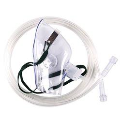 安宁一次性使用输氧面罩吸氧氧气面罩普通大号A型  5个