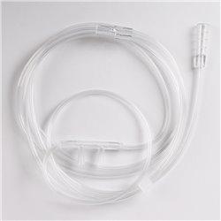 安苧 吸氧管鼻氧管制氧机输氧管双鼻式一次性1.5米 1根