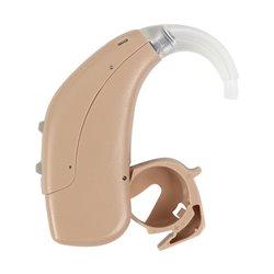 力斯顿 耳背式助听器老人耳背耳聋无线隐形式P3