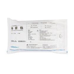 维力 超滑导尿包无菌医用配乳胶双腔导尿管14号